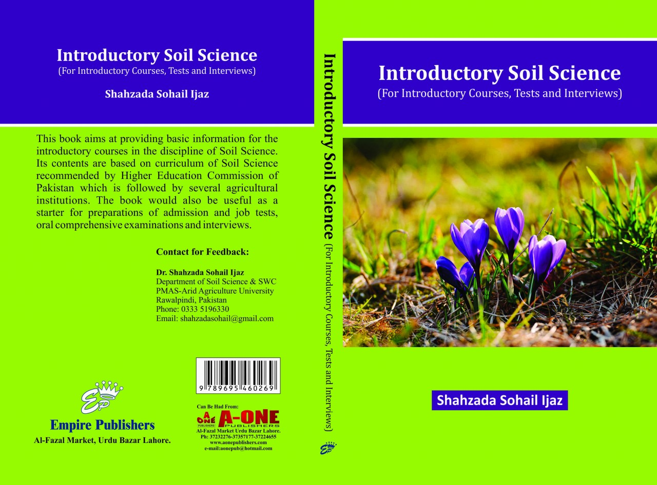 Introductory soil science a one publishers for About soil science